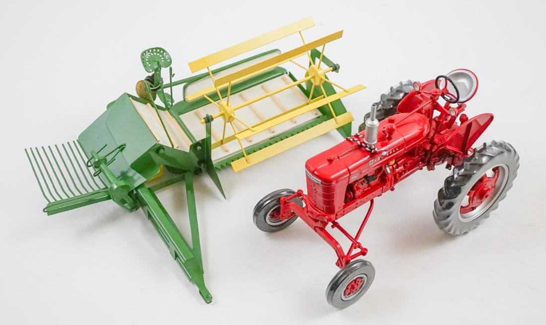 Farm Equipment Scale Models