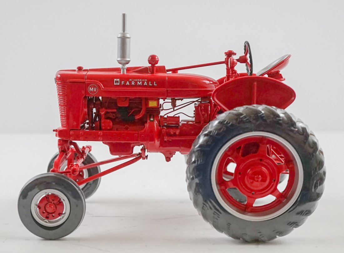 Farm Equipment Scale Models - 2
