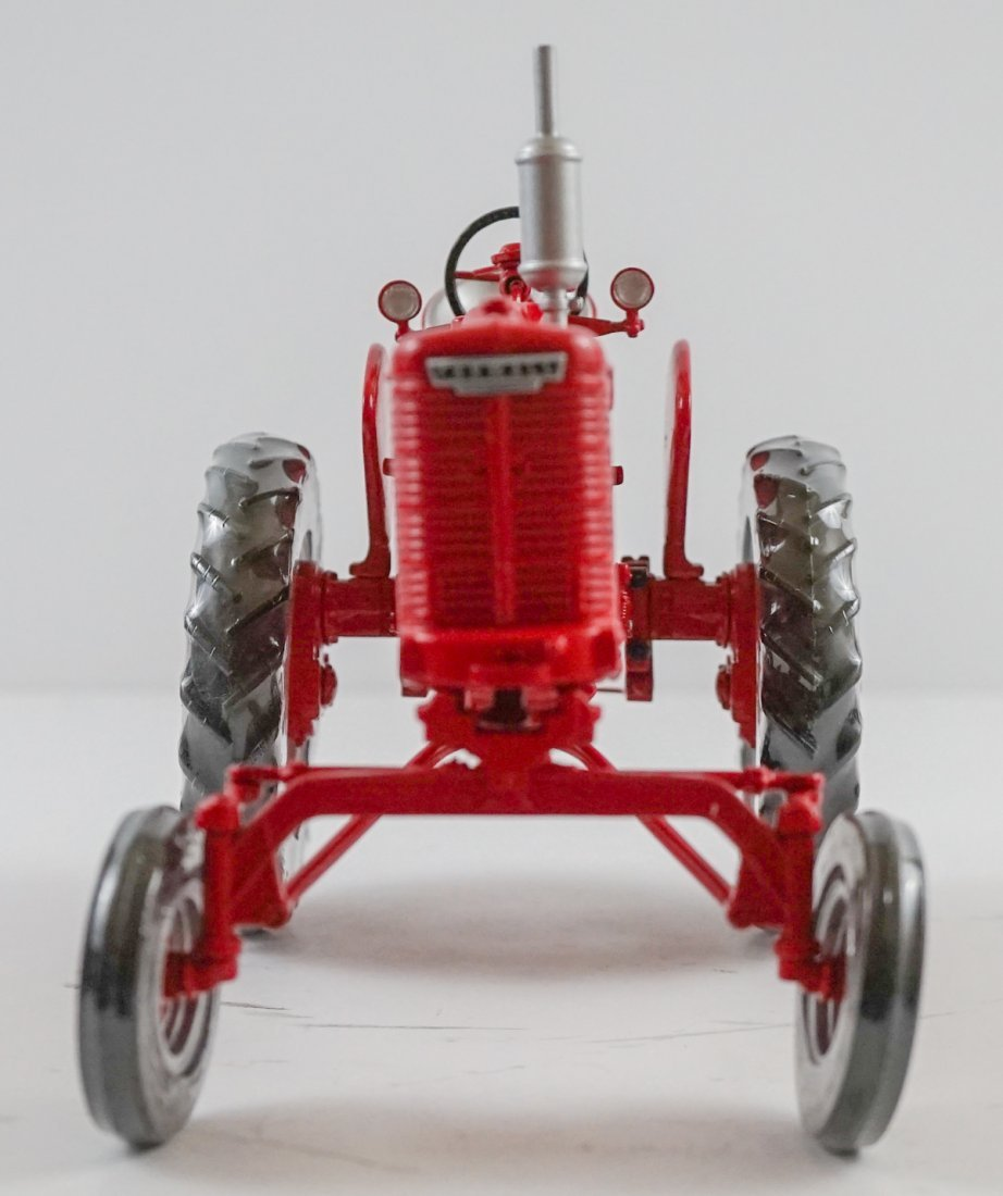 Farm Equipment Scale Models - 3