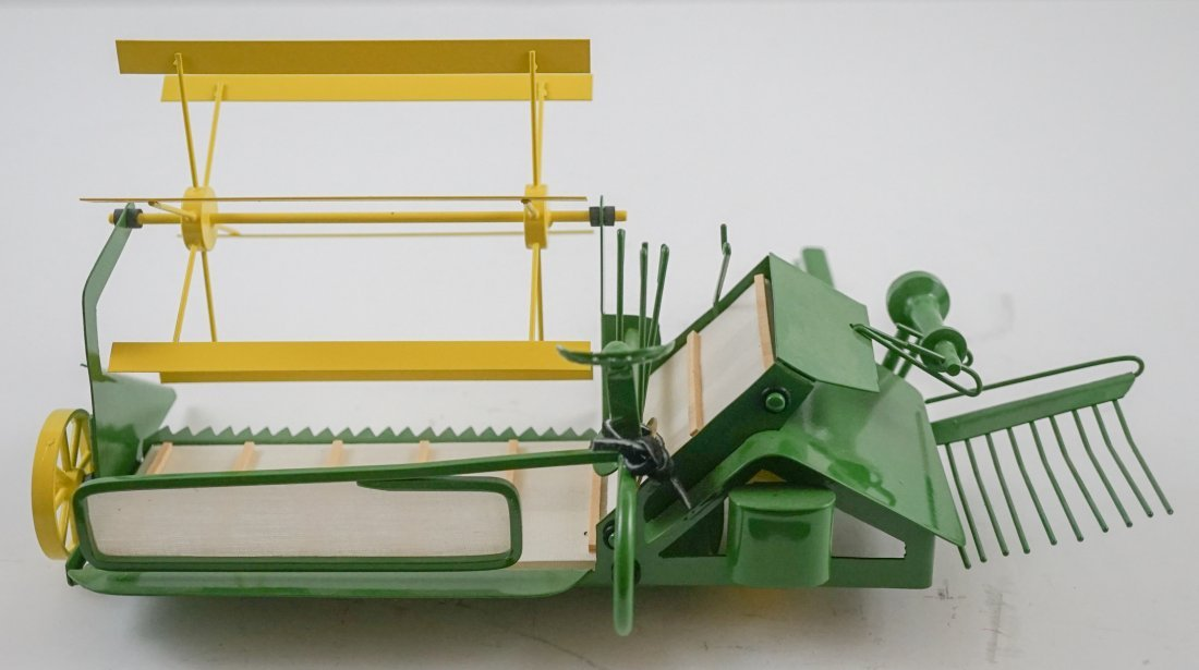 Farm Equipment Scale Models - 7