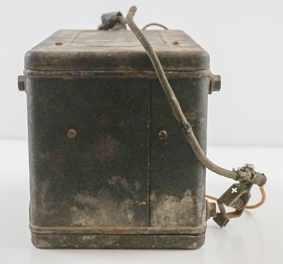 Crosley Model 4A1 Antique Car Auto Tube Radio - 6