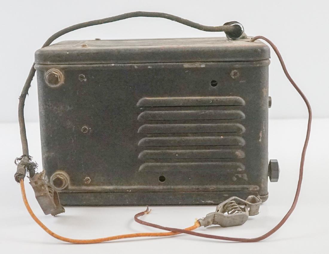 Crosley Model 4A1 Antique Car Auto Tube Radio - 7