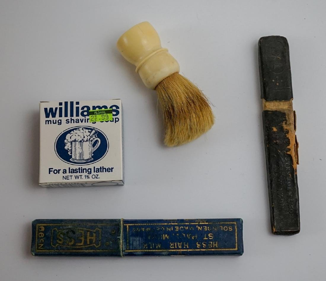 Collection of Antique Straight Razors - 5