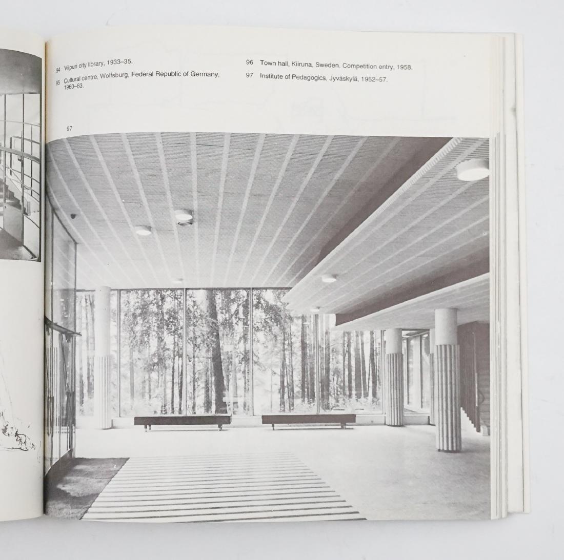 Alvar Aalto Signed Book, Holman Stock Certificate - 3