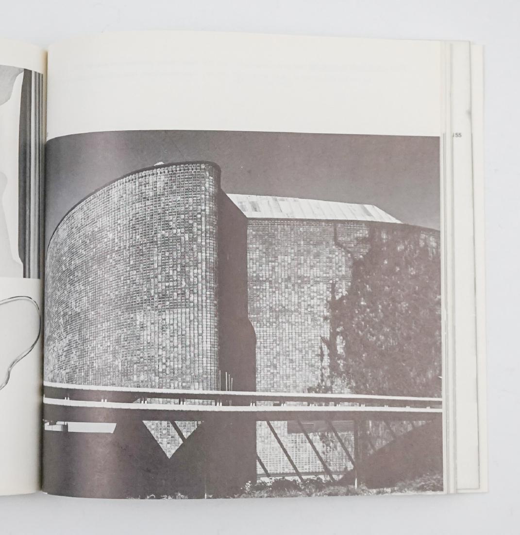 Alvar Aalto Signed Book, Holman Stock Certificate - 5