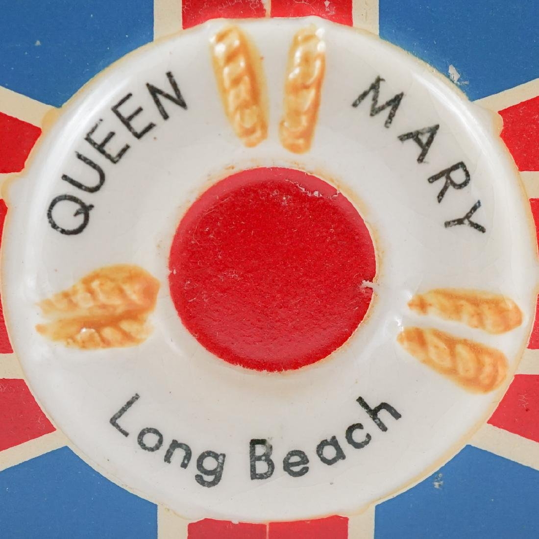 Vintage Queen Mary Bank - 2