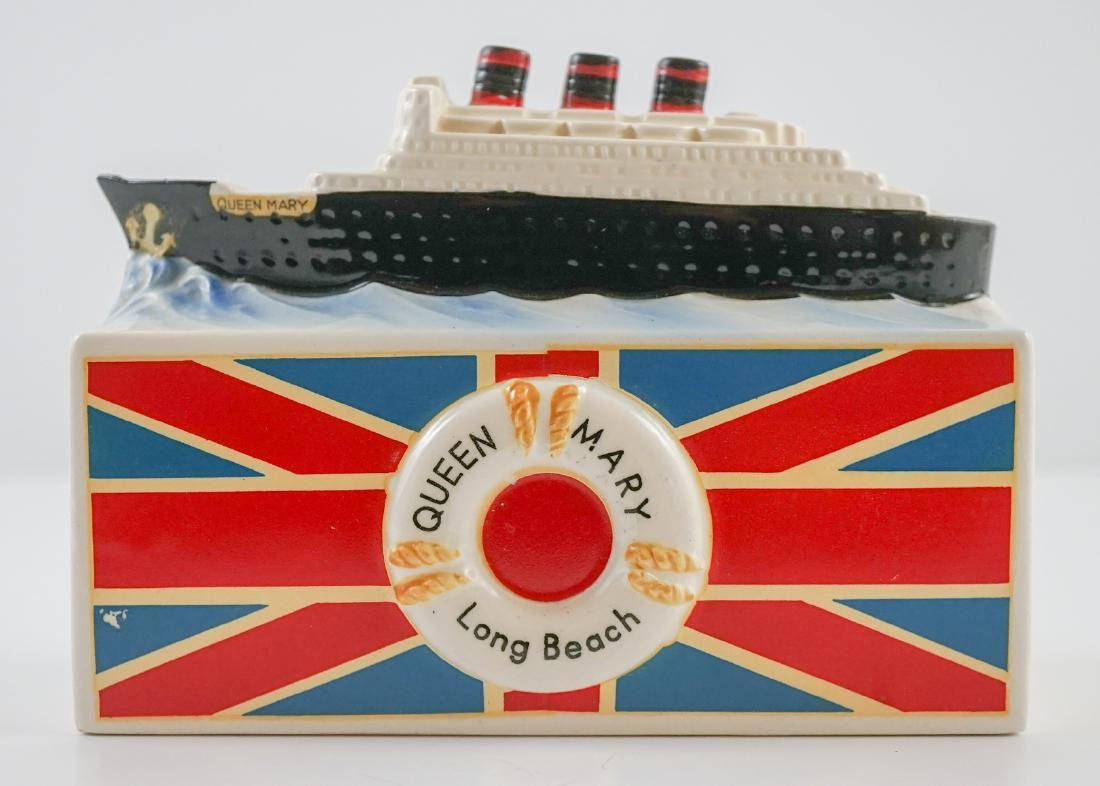 Vintage Queen Mary Bank - 5