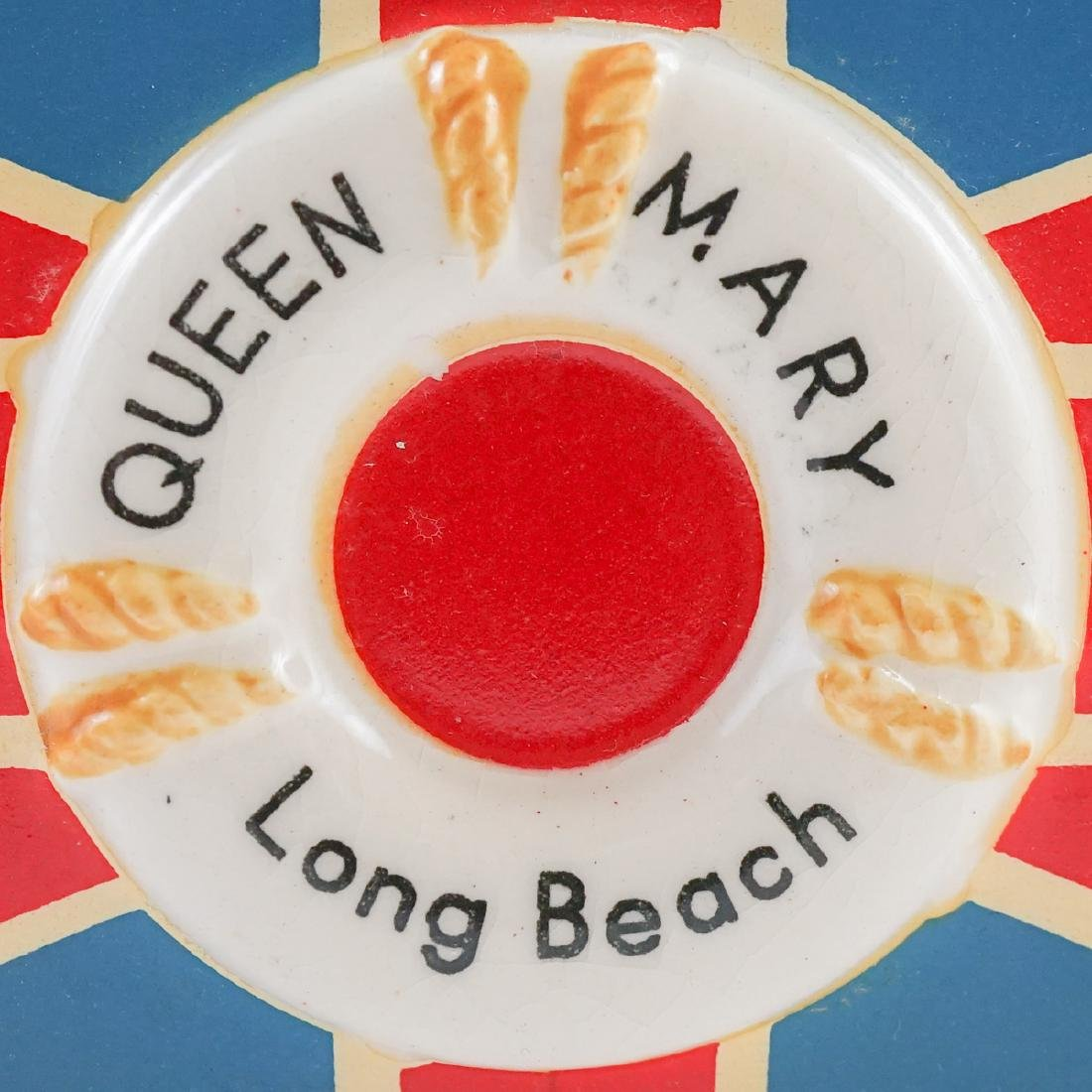 Vintage Queen Mary Bank - 7