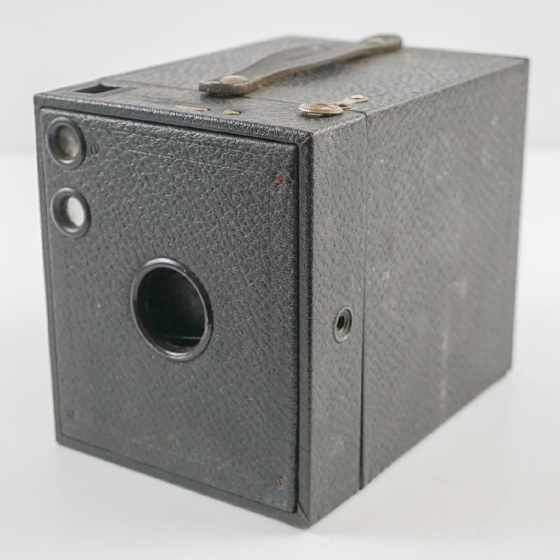 Kodak Brownie No. 3 Camera with Box - 2