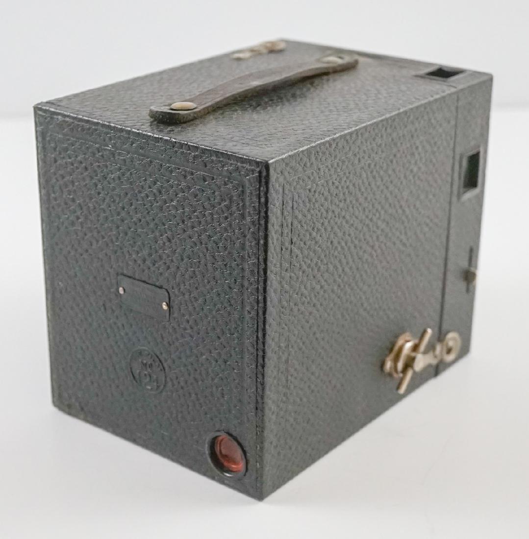 Kodak Brownie No. 3 Camera with Box - 3