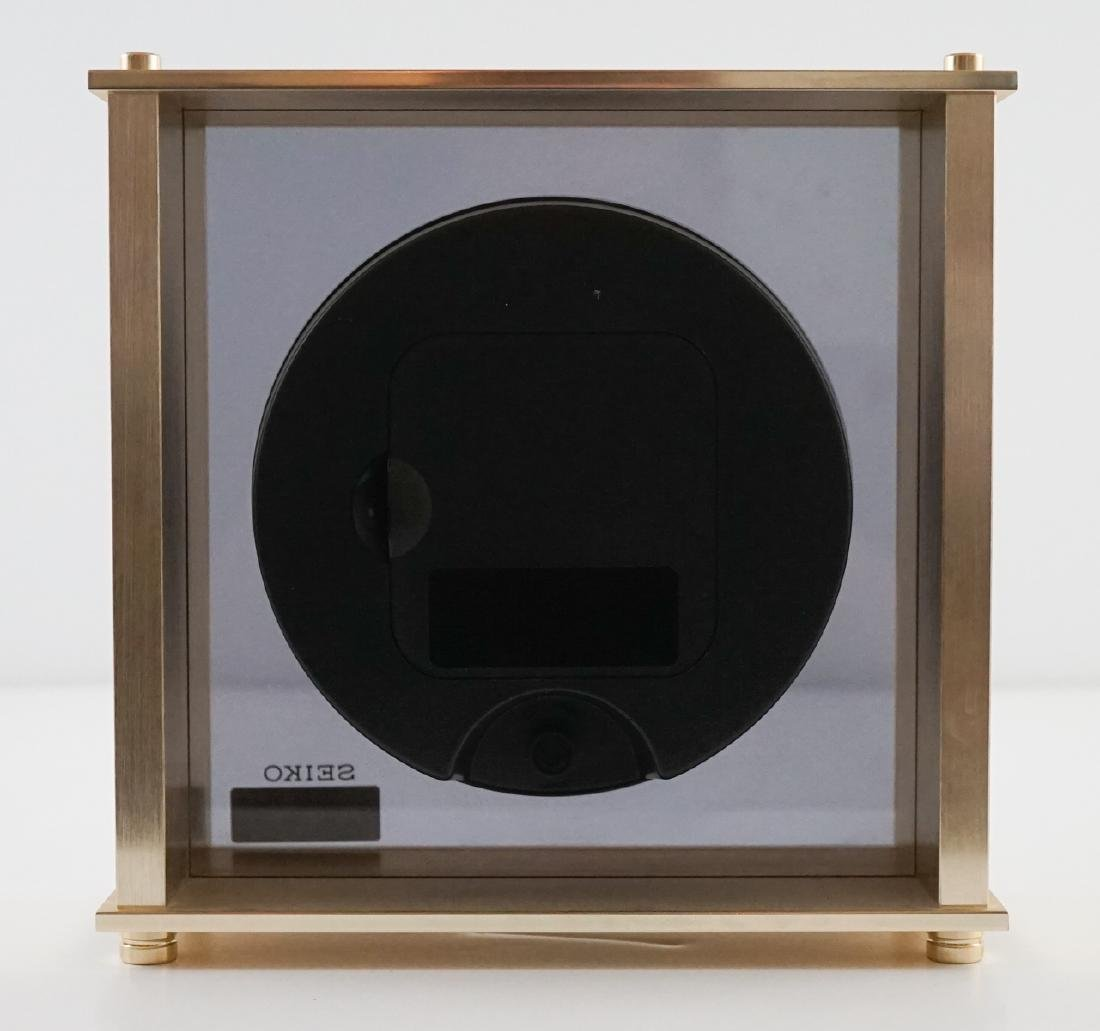 Vintage Seiko Quartz World Clock - 3