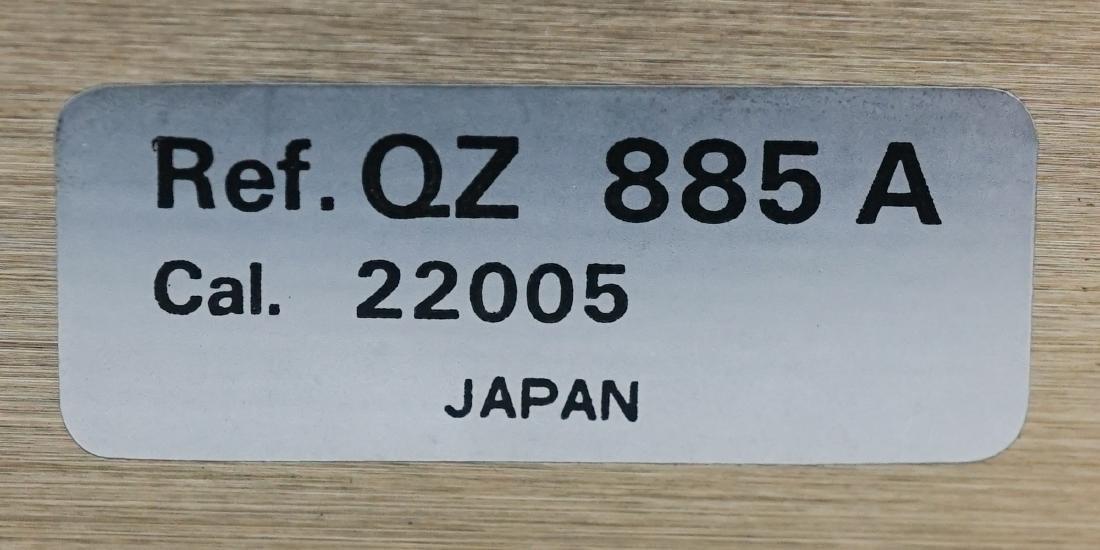 Vintage Seiko Quartz World Clock - 8