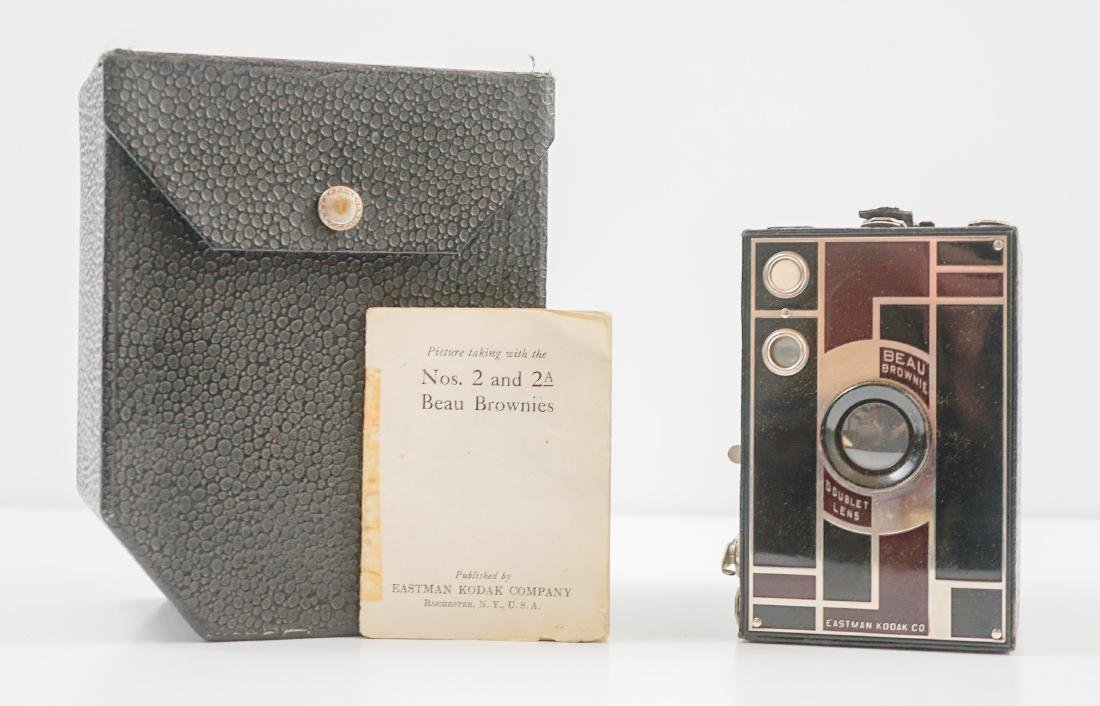 Kodak No.2A Beau Brownie with Box
