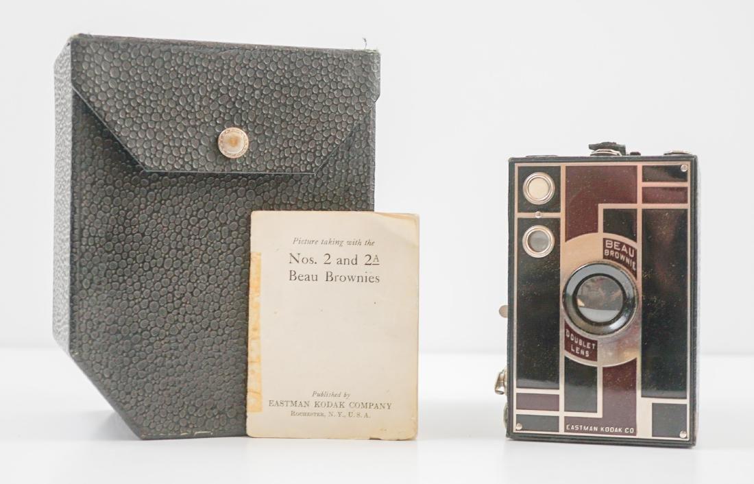 Kodak No.2A Beau Brownie with Box