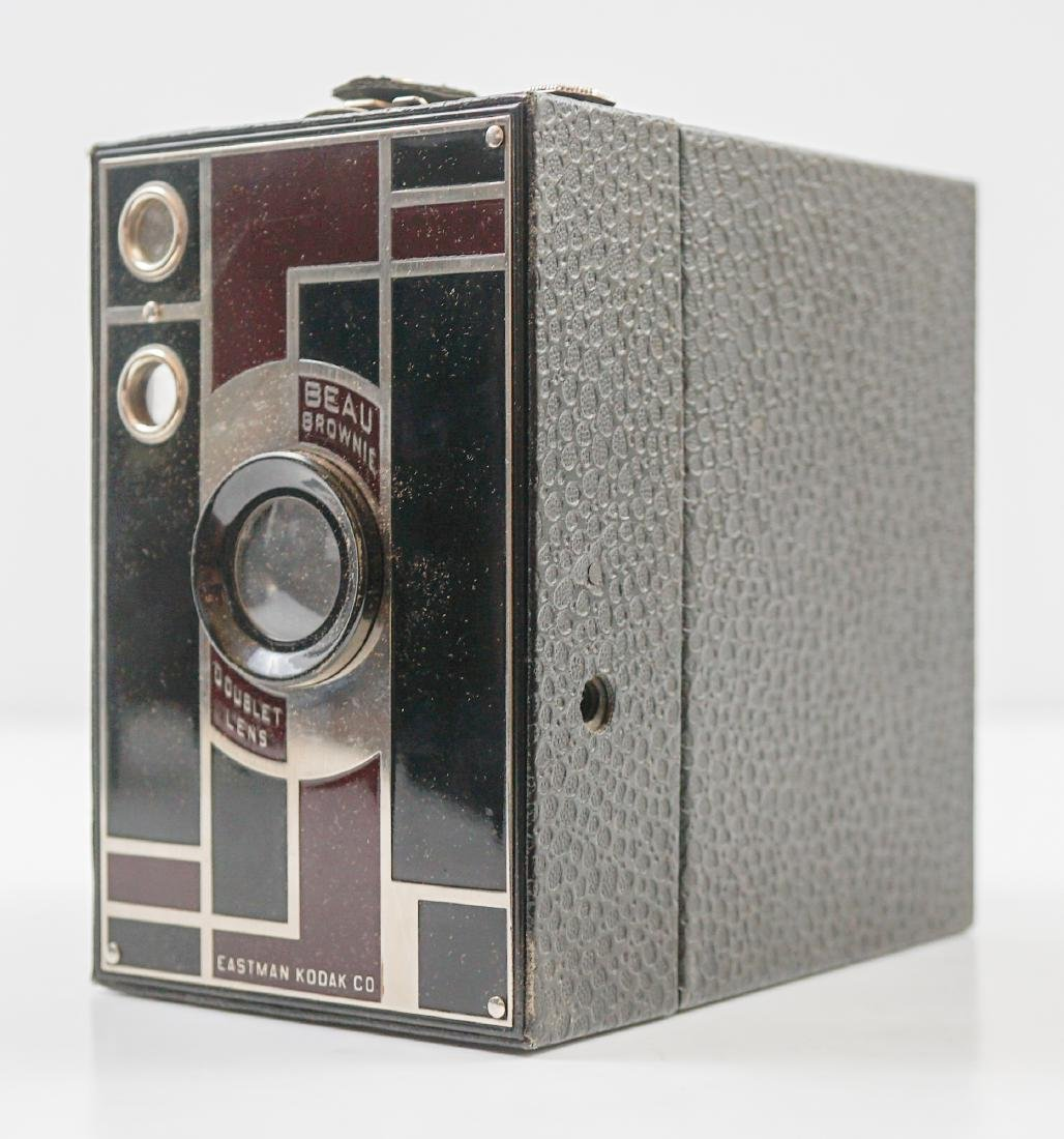 Kodak No.2A Beau Brownie with Box - 2