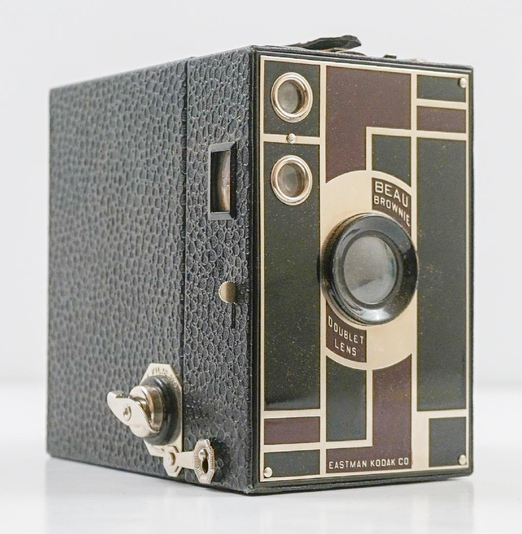 Kodak No.2A Beau Brownie with Box - 3