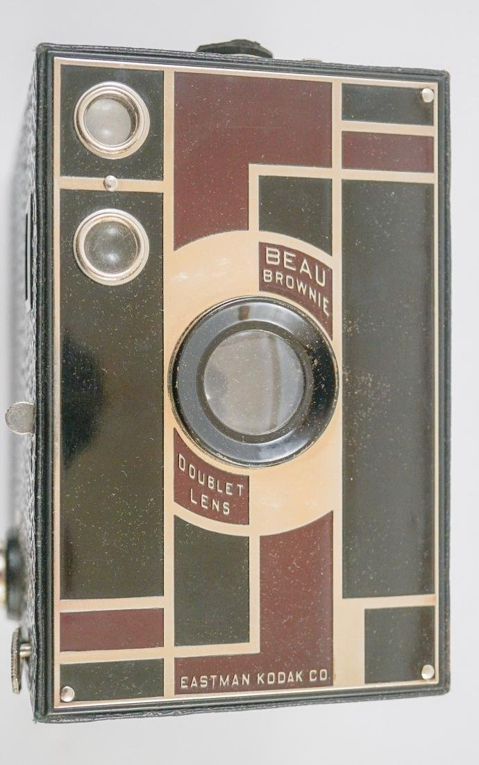 Kodak No.2A Beau Brownie with Box - 4