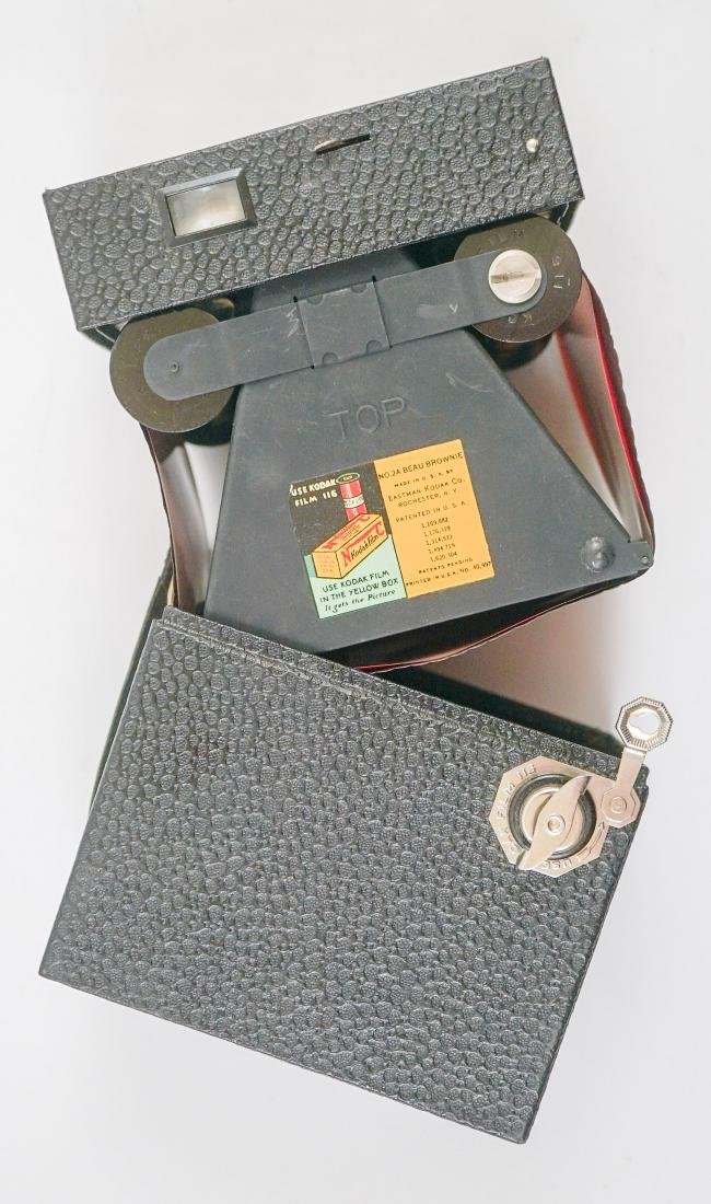 Kodak No.2A Beau Brownie with Box - 6