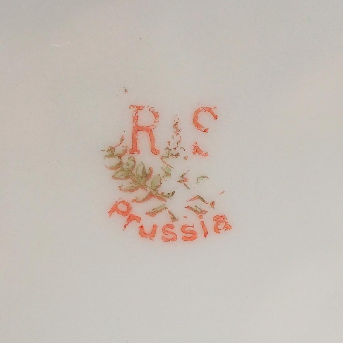 R.S. Prussia Chocolate Pot - 9