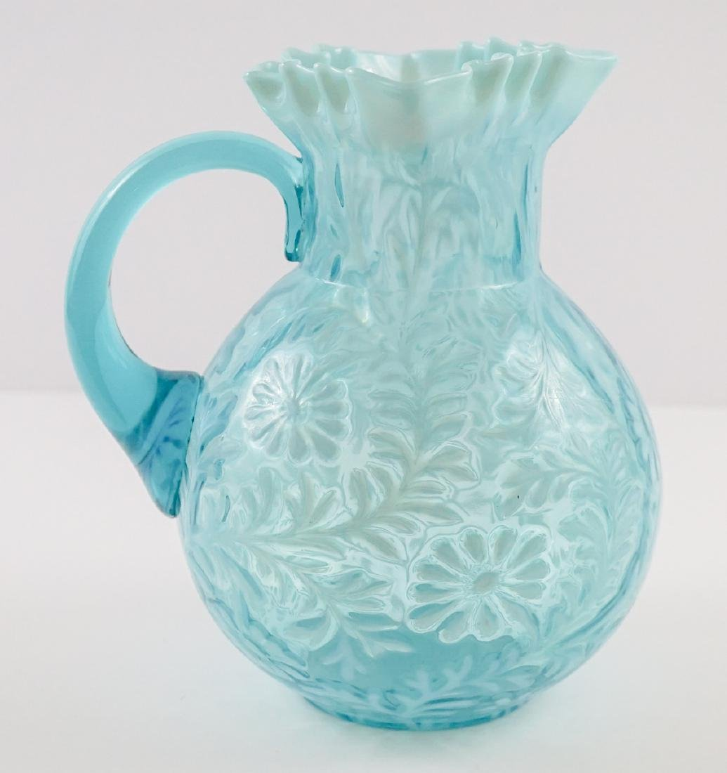 Daisy and Fern Water Pitcher