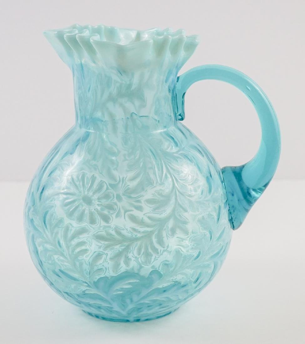Daisy and Fern Water Pitcher - 3