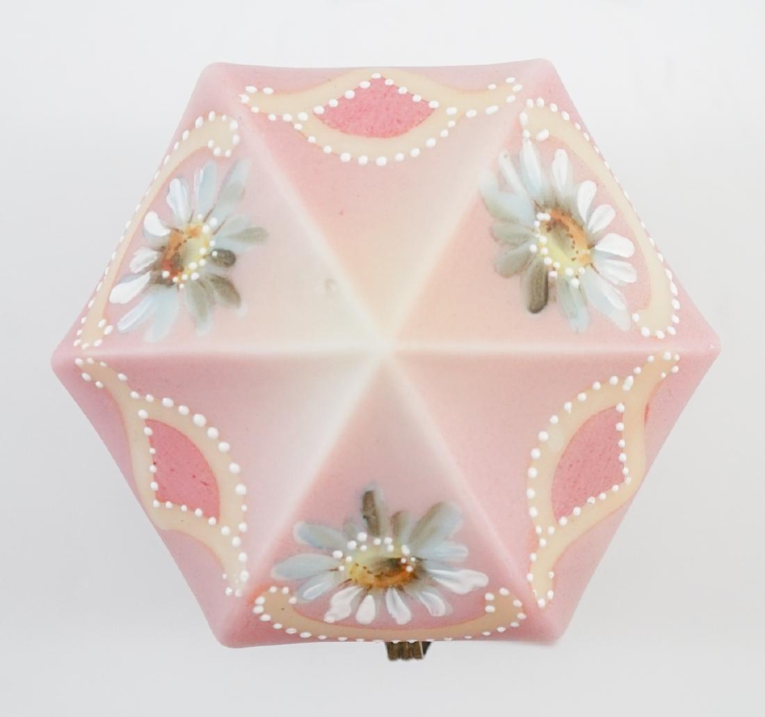 Nakara C.F. Monroe Satin Glass Trinket Box - 8