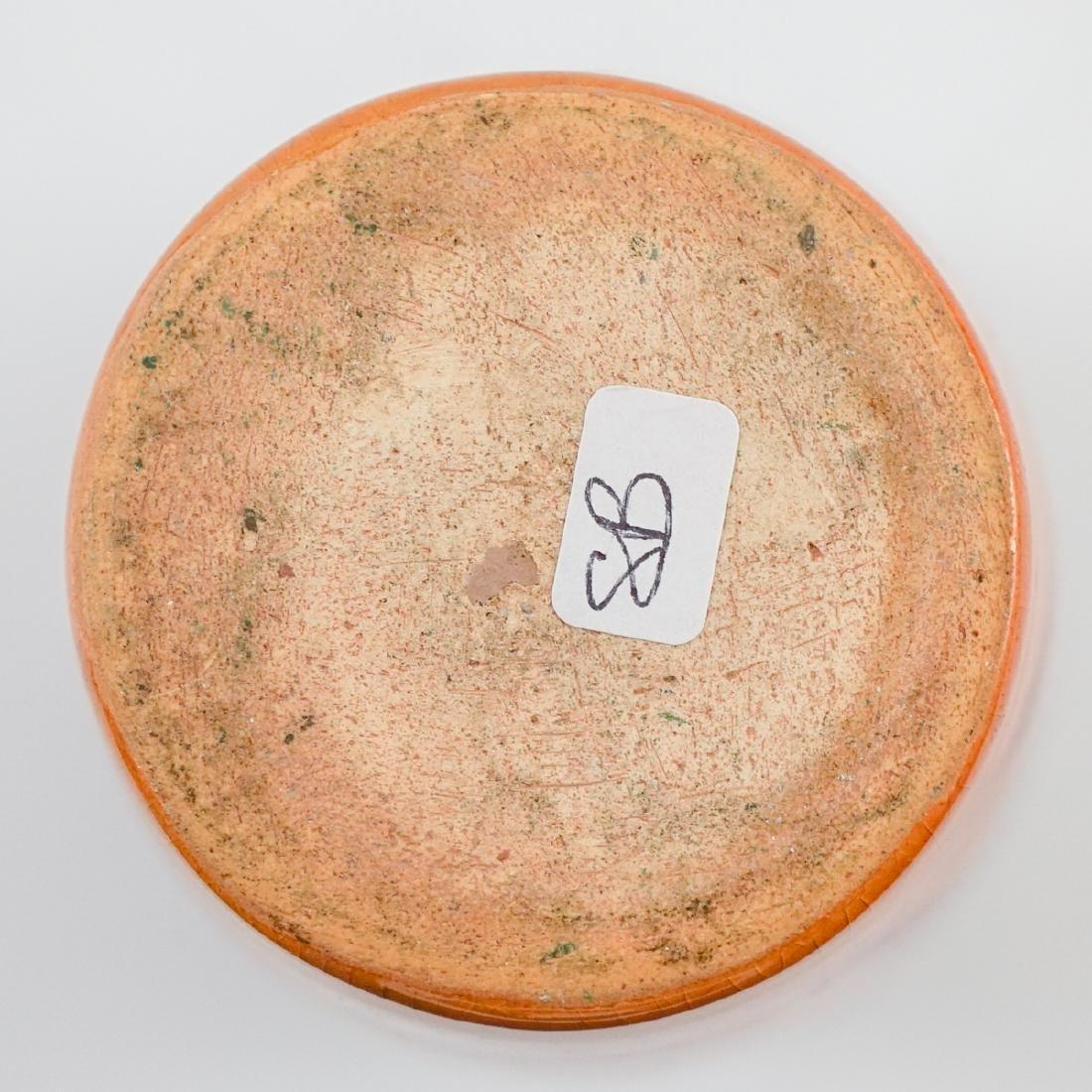 Unsigned Art Pottery Vase - 7