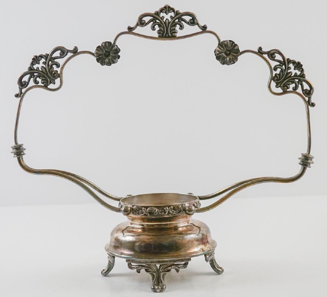 Victorian Bride's Basket - 9