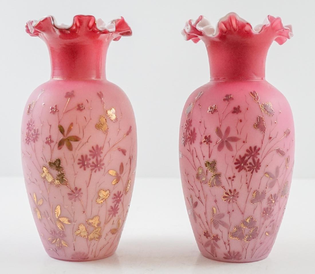 Pair of Victorian Vases