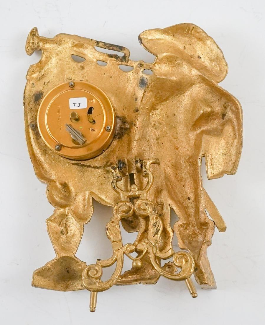 Figural Clock and Clock Body - 4