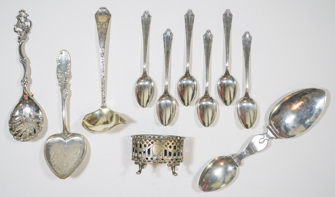 Sterling Spoons and more