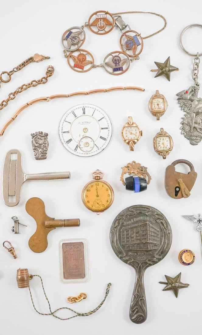 Estate Lot: Insignia, Pins, Medals and More - 3