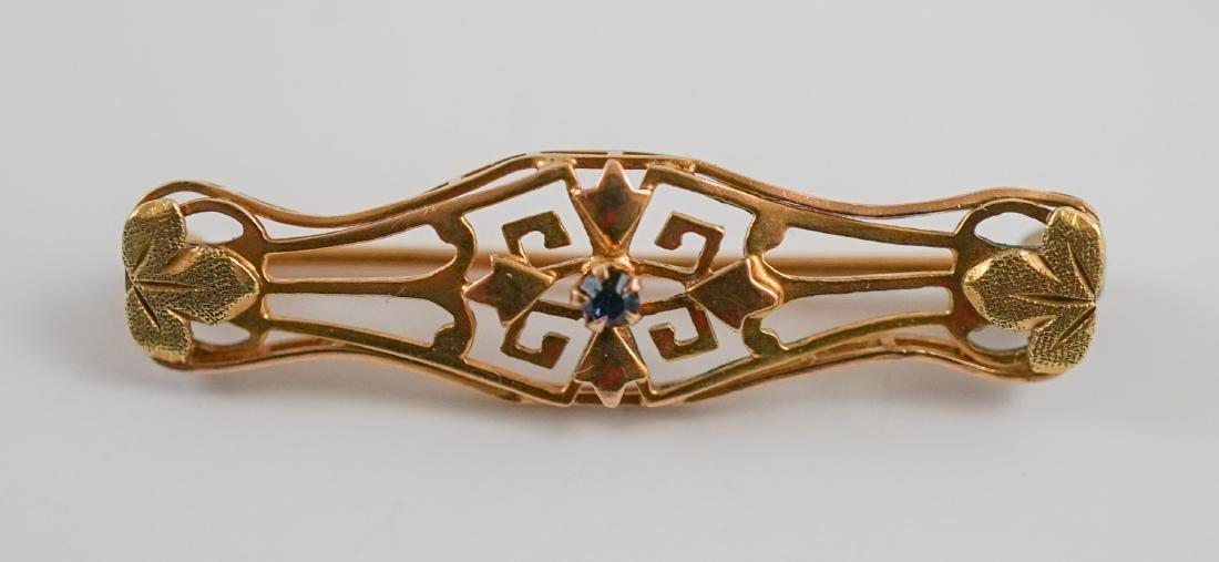 Estate Jewelry of Art Deco Jewelry - 10