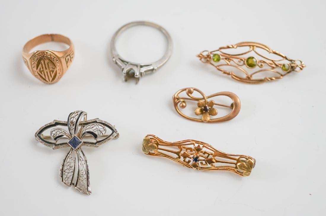 Estate Jewelry of Art Deco Jewelry
