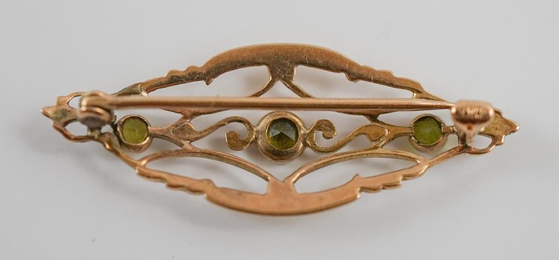 Estate Jewelry of Art Deco Jewelry - 9