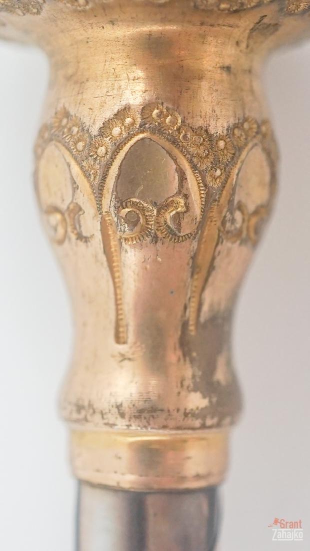 Antique Gold Plated Umbrella Part - 5