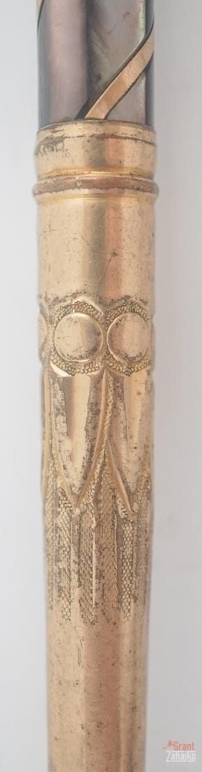 Antique Gold Plated Umbrella Part - 7