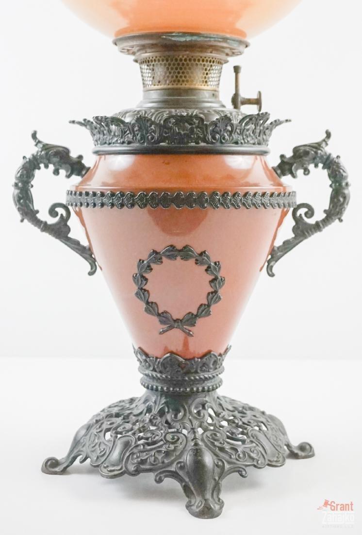 Victorian Oil Lamp - 3