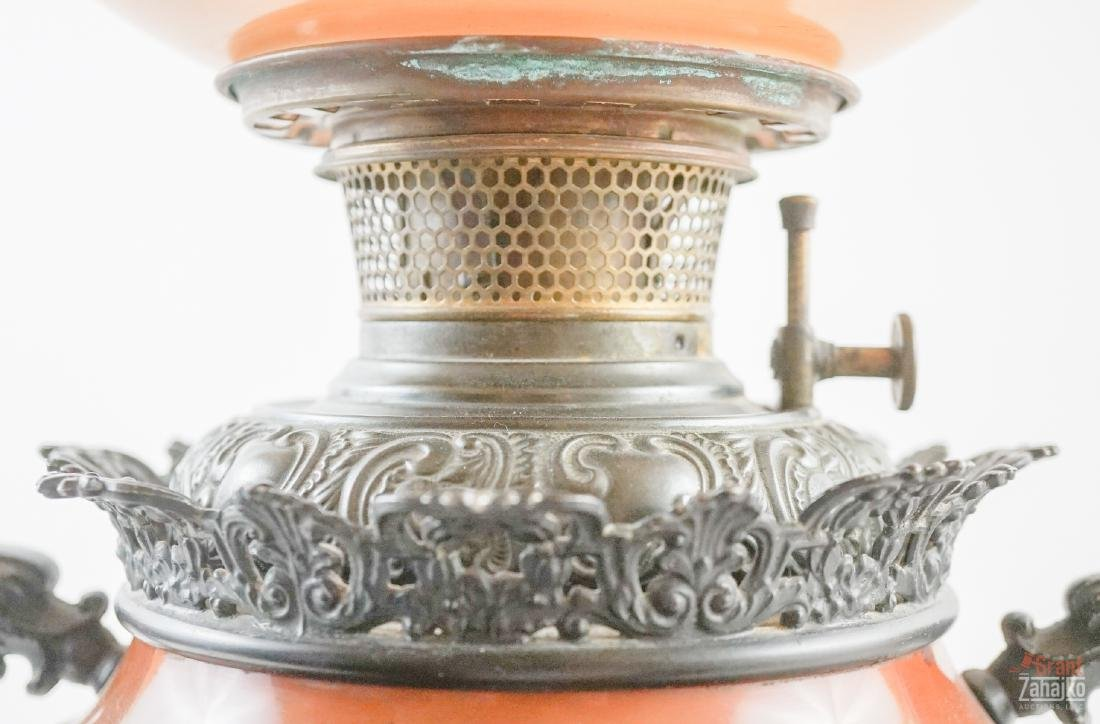 Victorian Oil Lamp - 4