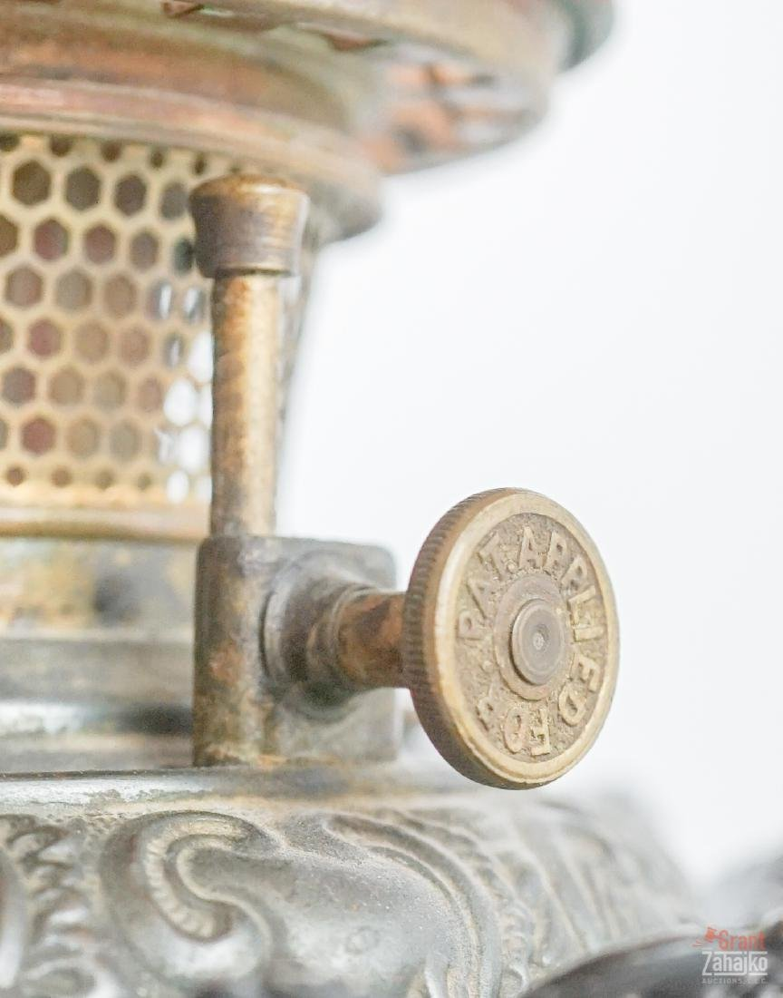 Victorian Oil Lamp - 7