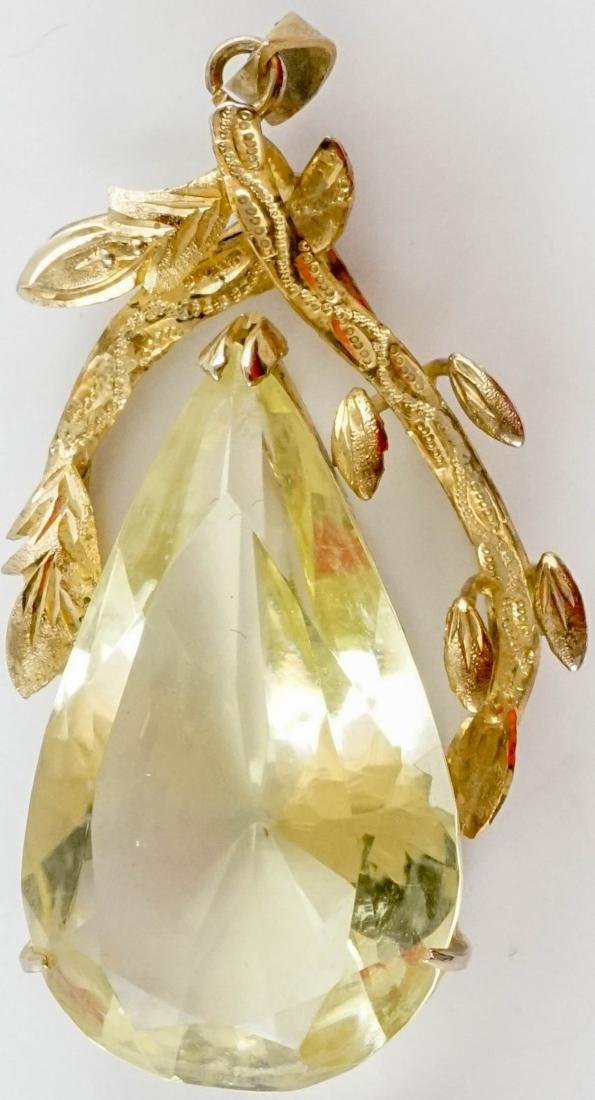 Vintage Ladies Sterling Jewelry with Pearls - 2