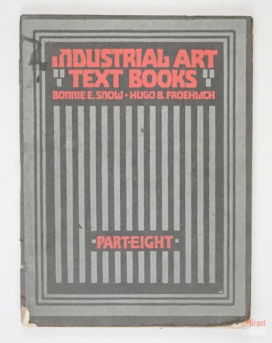 Arts & Crafts Era Housing and Crafts Books - 4