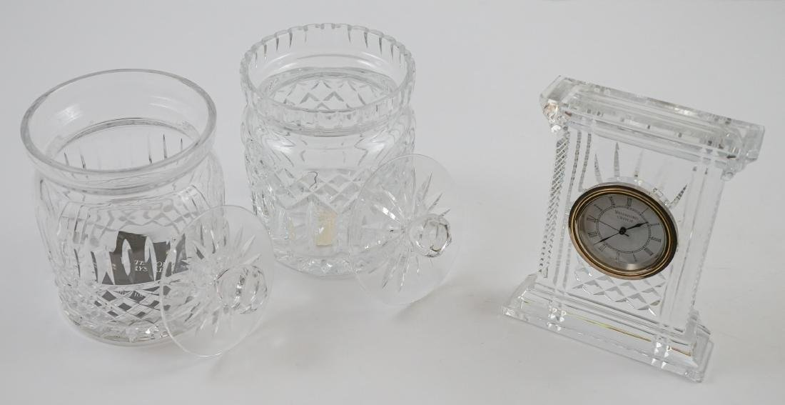 [3] Pieces Waterford Crystal