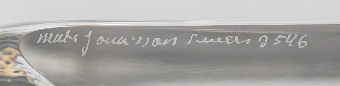 [2] Pieces Mats Jonasson Crystal Sculpture - 7