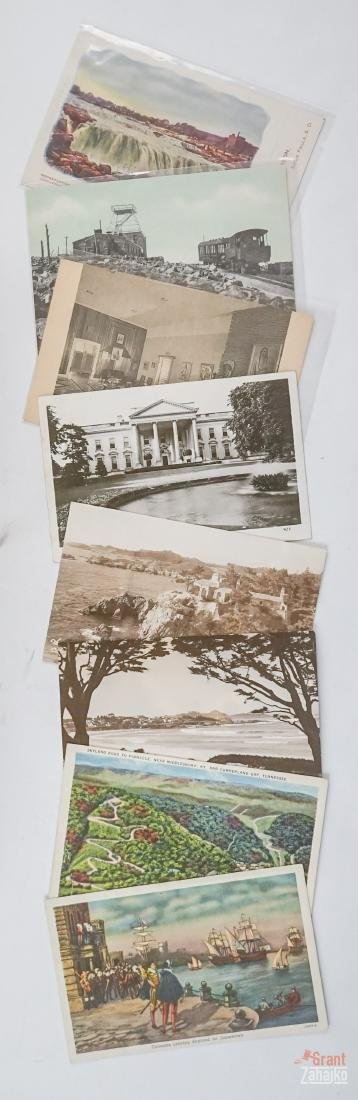 Group of Vintage and Antique Postcards - 3