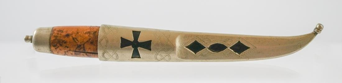 A Swedish Handmade Sheath Knife