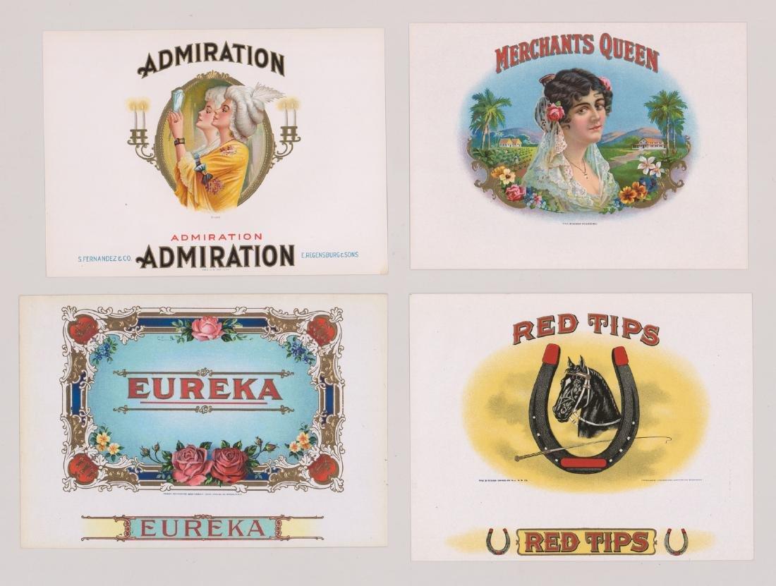 Group of Twenty-Four Cigar Box Labels - 4