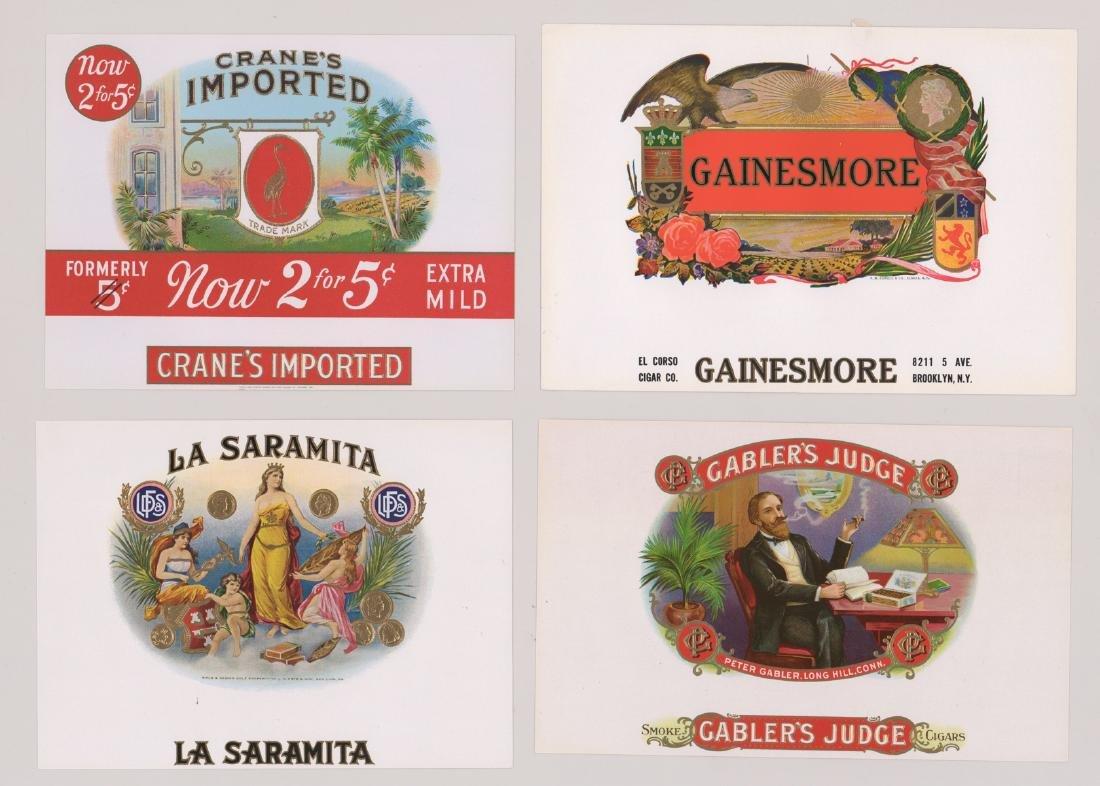 Group of Twenty-Four Cigar Box Labels - 5