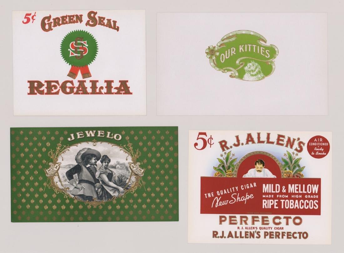 Group of Twenty-Four Cigar Box Labels - 3