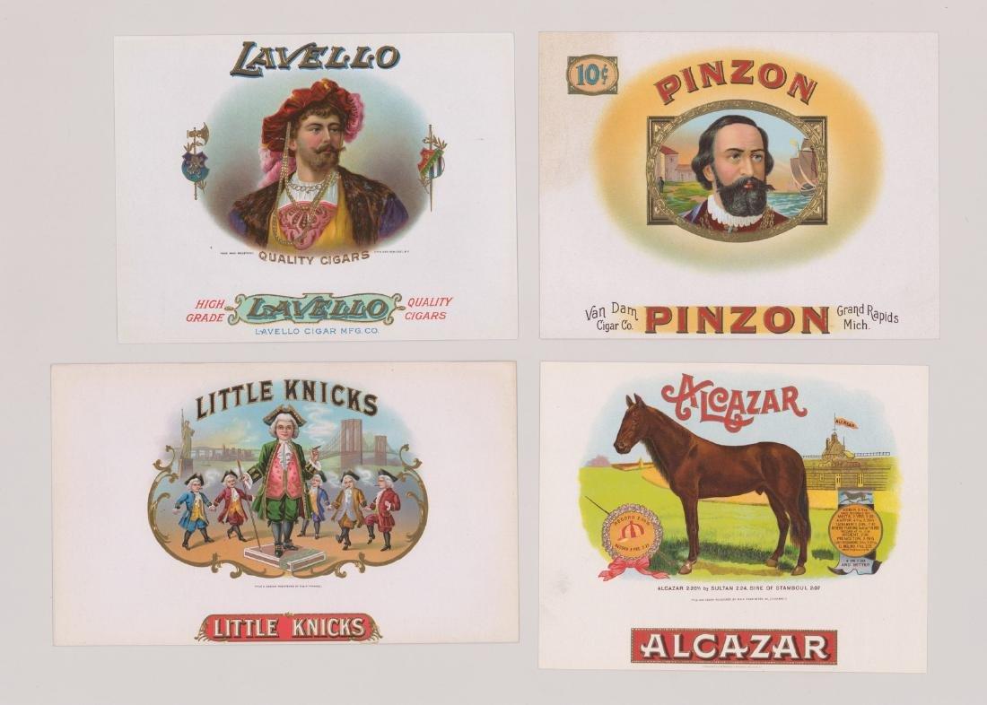Group of Twenty-Four Cigar Box Labels - 6